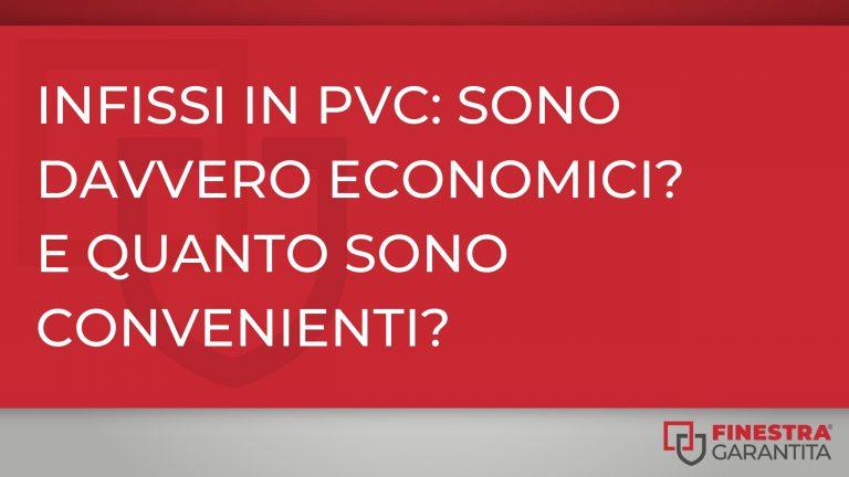 infissi_in_PVC_finestragarantita: titolo dell'articolo in bianco su fondo rosso